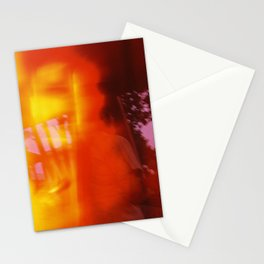 The Light was Lost Stationery Cards