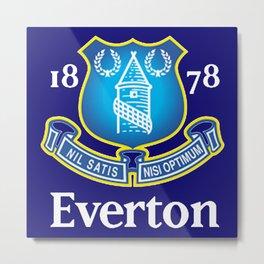 Everton Metal Print