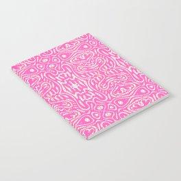 Pink Haring Notebook