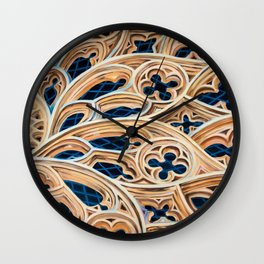 Gothic. Santarem Wall Clock