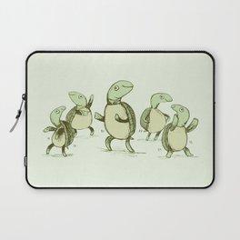 Dancing Turtles Laptop Sleeve