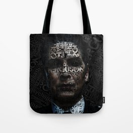 Joan Ferguson  I am to scare... Tote Bag