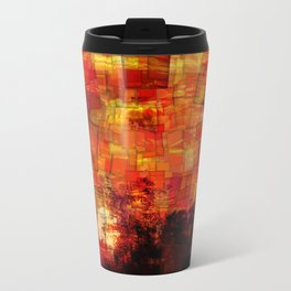 Sunrise in Africa Travel Mug