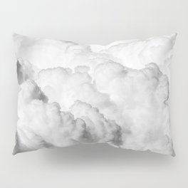 White Clouds Pillow Sham