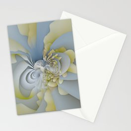 Stacked Fan Stationery Cards