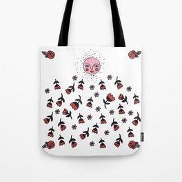 Nature Love Tote Bag