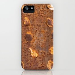 Rusty too iPhone Case