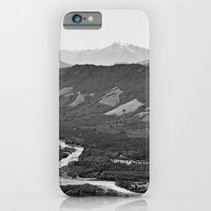 River in the Mountains B&W Slim Case iPhone 6s