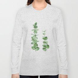 Eucalyptus leaves. Long Sleeve T-shirt
