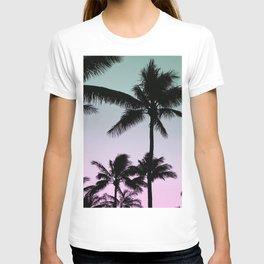 Silhouette Palms T-shirt