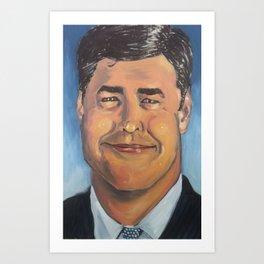 Taliban Republican: Sean Hannity Art Print