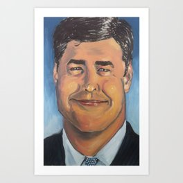 Taliban Republican: Sean Hannity Art Print