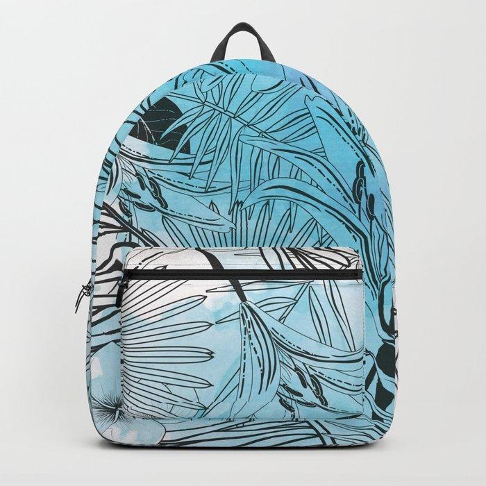 Modern Jungle Backpack