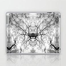 Dark forest pattern Laptop & iPad Skin