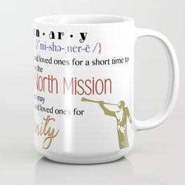 LDS Santiago North Mission Coffee Mug