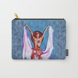 ORBS (Blue) Carry-All Pouch