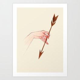 On Fleek Art Print