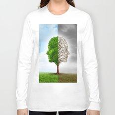 Seasons Tree Long Sleeve T-shirt