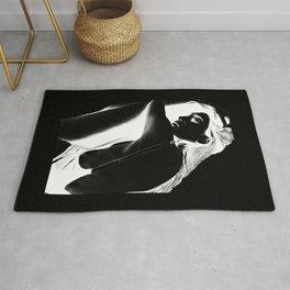 Girl In A Bathing Suit Rug