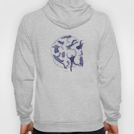 "We are in a Cotton Ball (8'x8"") Hoody"