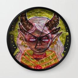 Qunari Tarot Card Wall Clock