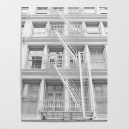 Soho Escape Poster