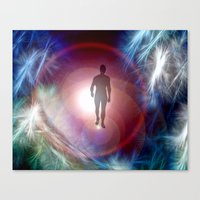 journey Canvas Prints featuring Journey  by Phil Flaig