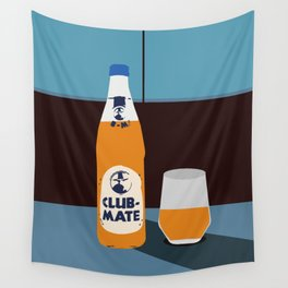 Club Mate Wall Tapestry