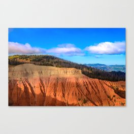 Morning 6003 - Cedar Breaks National Monument, Utah Canvas Print
