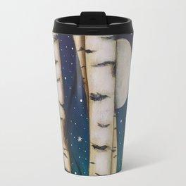 CHAKRA RAINBOW FOREST Travel Mug