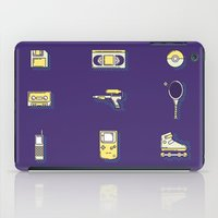 90s iPad Cases featuring 90s Stuff by POP Collective