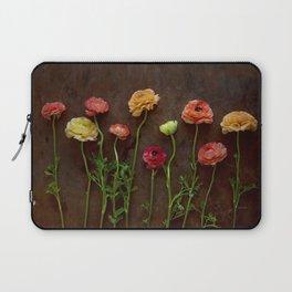 Ranunculus-ly Happy Laptop Sleeve