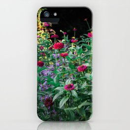 Fairy Garden iPhone Case