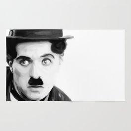 Charlie Chaplin Rug