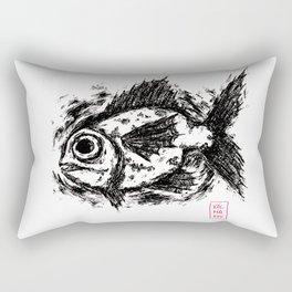 DeadFish Rectangular Pillow