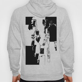 conflicted collection Hoody