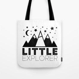Little Explorer Tote Bag