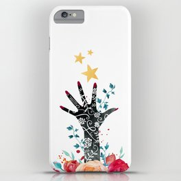 Marked iPhone Case