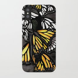The Monarch iPhone Case