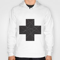 cross Hoodies featuring Cross by hyun yu