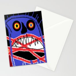 PACMAN THE FINAL  PHOTO 2013 Stationery Cards