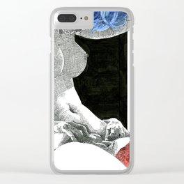 NUDEGRAFIA - 42 Clear iPhone Case