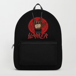 Slasher movie Backpack