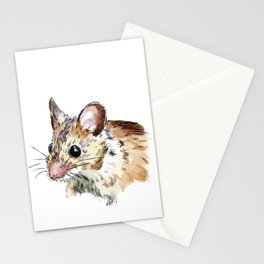Little Brown Mouse Stationery Cards