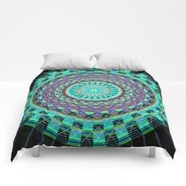 Colored Rims Comforters