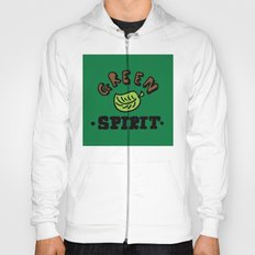 green spirit Hoody