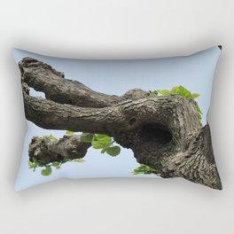 Poplar Tree Rectangular Pillow