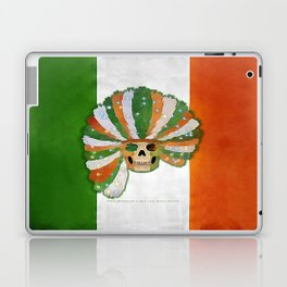 IRISH-AMERICAN 021 Laptop & iPad Skin