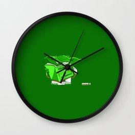 jedi master Wall Clock