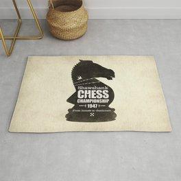 Shawshank Chess Championship Rug